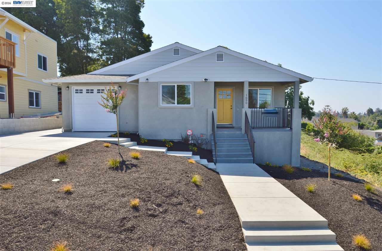 1650 165th Ave, San Leandro, CA 94578