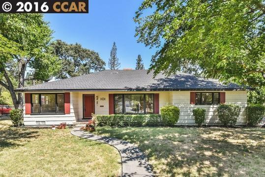 101 Glen Ct, Walnut Creek, CA 94595