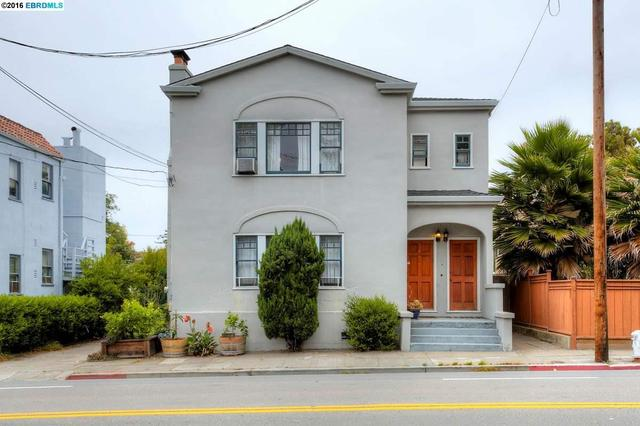6037 Claremont Ave, Oakland, CA 94618