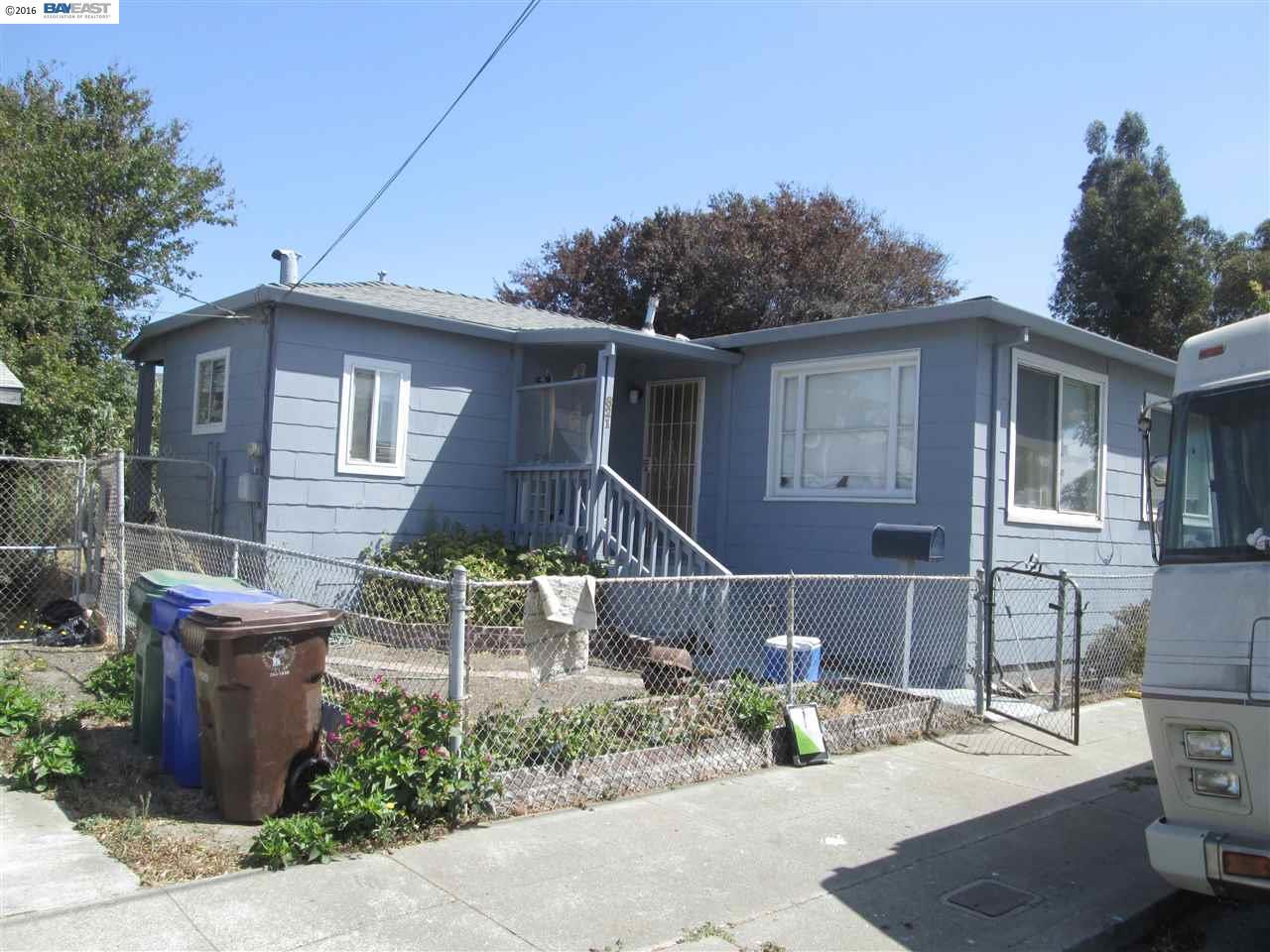 821 Alamo Ave, Richmond, CA 94801