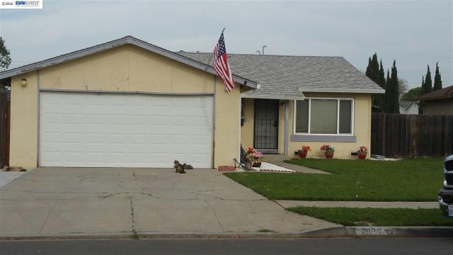 7925 Peachtree Ave, Newark, CA 94560