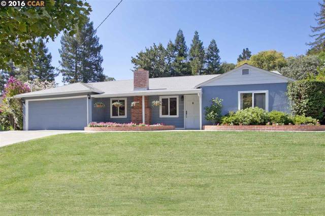 3313 Mildred Ln, Lafayette, CA 94549