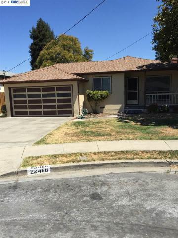 22466 Cameron St, Castro Valley, CA 94546