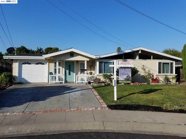 3019 Laurence Ct, Concord, CA 94520