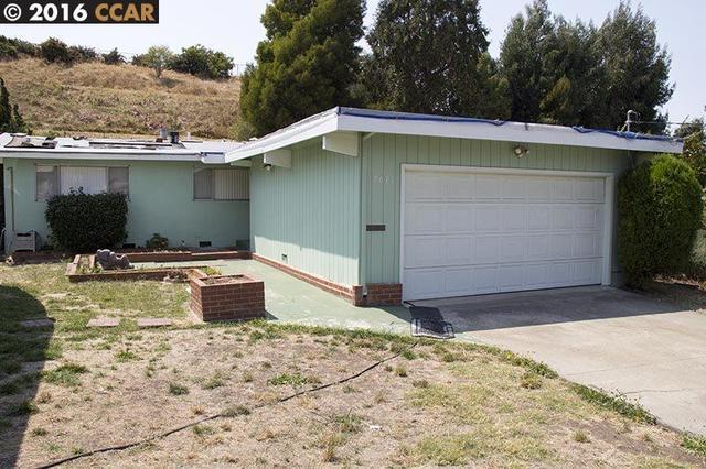 2671 Brian Rd, San Pablo, CA 94806