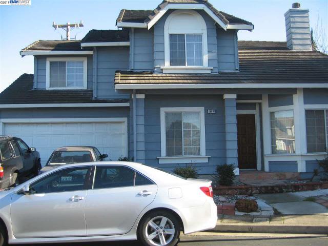 19036 Kentfield Ln, Hayward, CA 94541