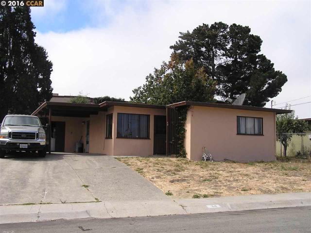 34 Montalvin Dr, San Pablo, CA 94806