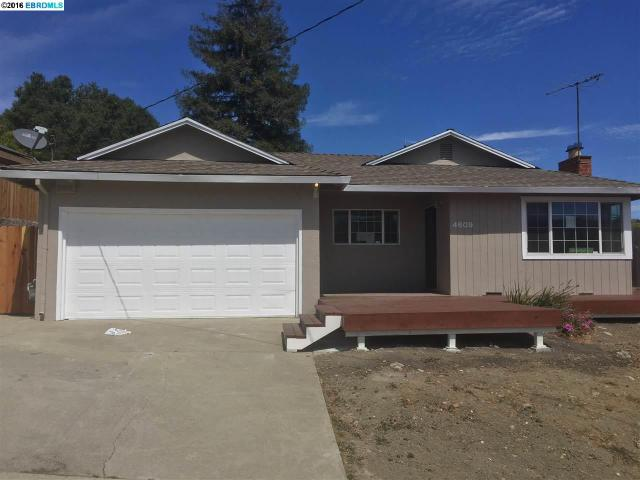 4609 Robert Way, Richmond, CA 94803