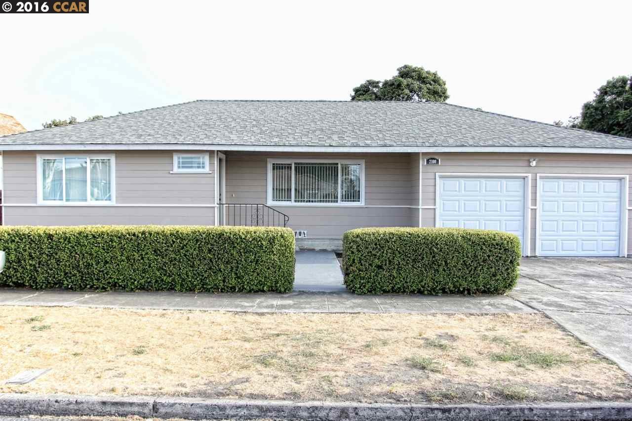 2100 Wilcox Ave, San Pablo, CA 94806