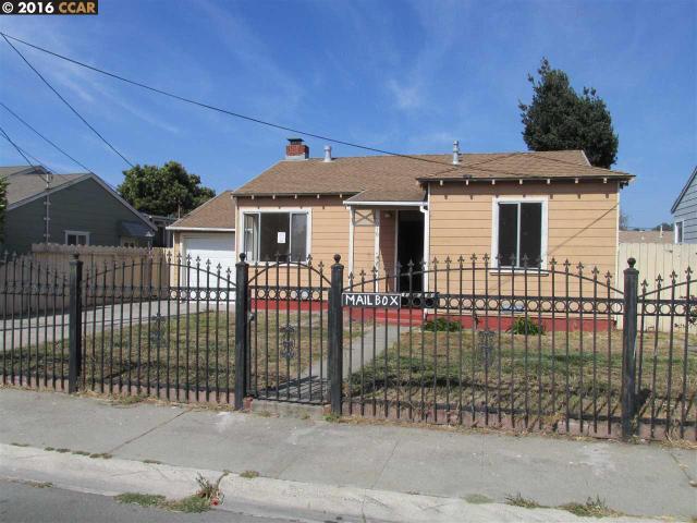 2676 Ohare Ave, San Pablo, CA 94806