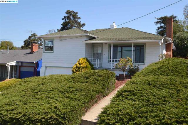 668 Amador St, Richmond, CA 94805