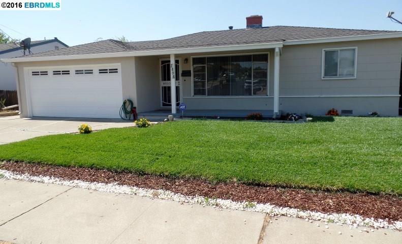 2808 El Rey St, Antioch, CA 94509
