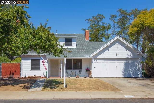 4113 Cobblestone Dr, Concord, CA 94521