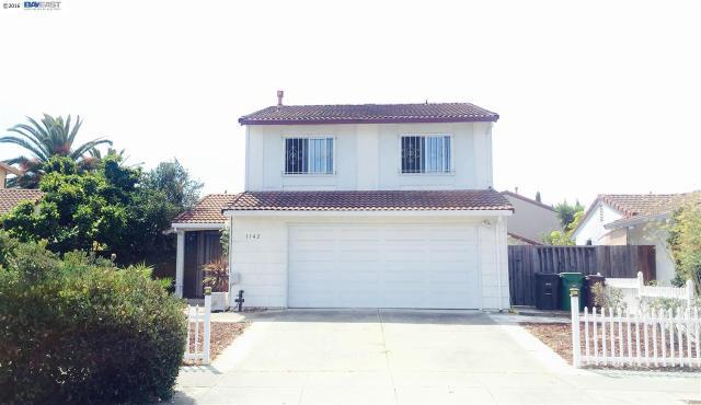 1142 Lovelock Way, Hayward, CA 94544