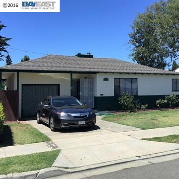 27827 Andrea St, Hayward, CA 94544