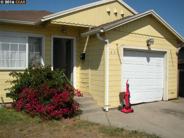 431 S 8th St, Richmond, CA 94804