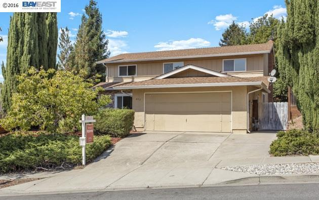 475 Indian Hill Pl, Fremont, CA 94539