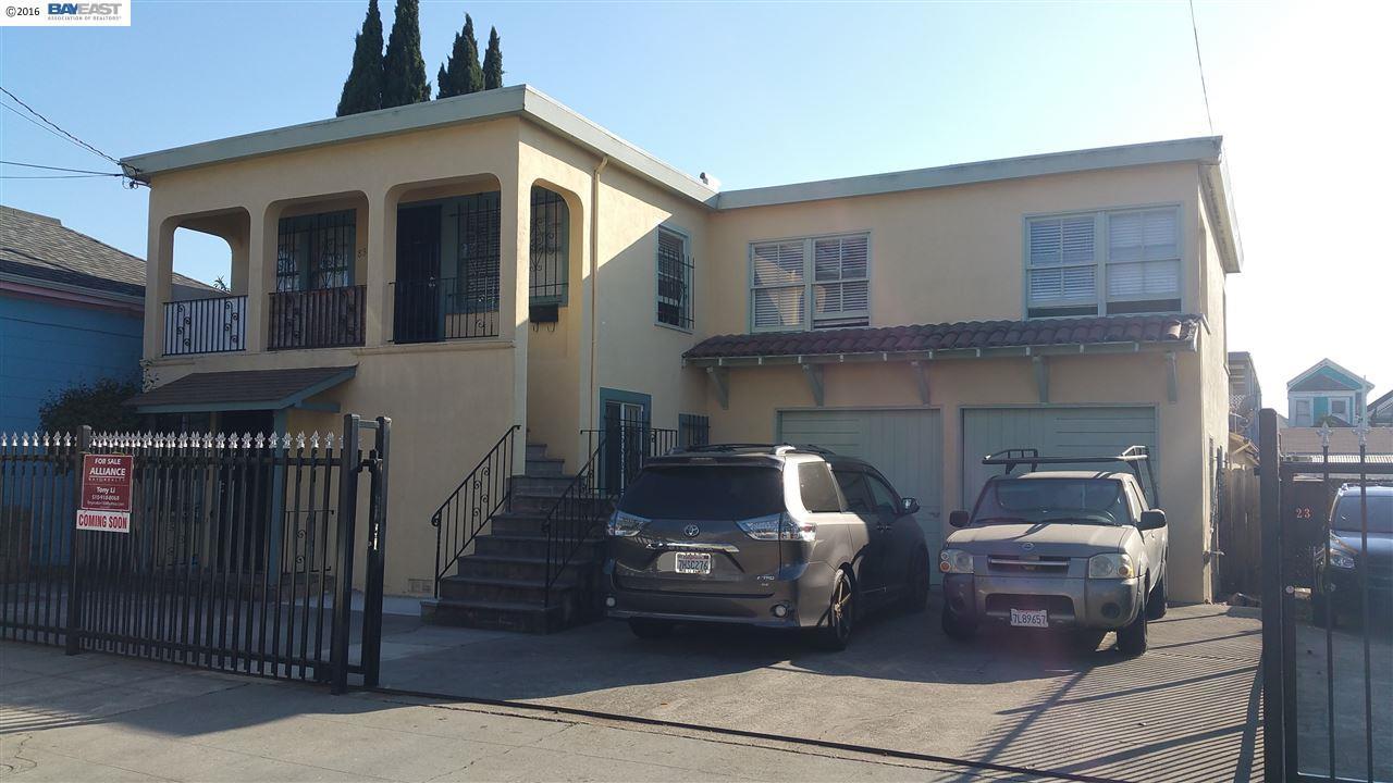 831 E 17th St, Oakland, CA 94606