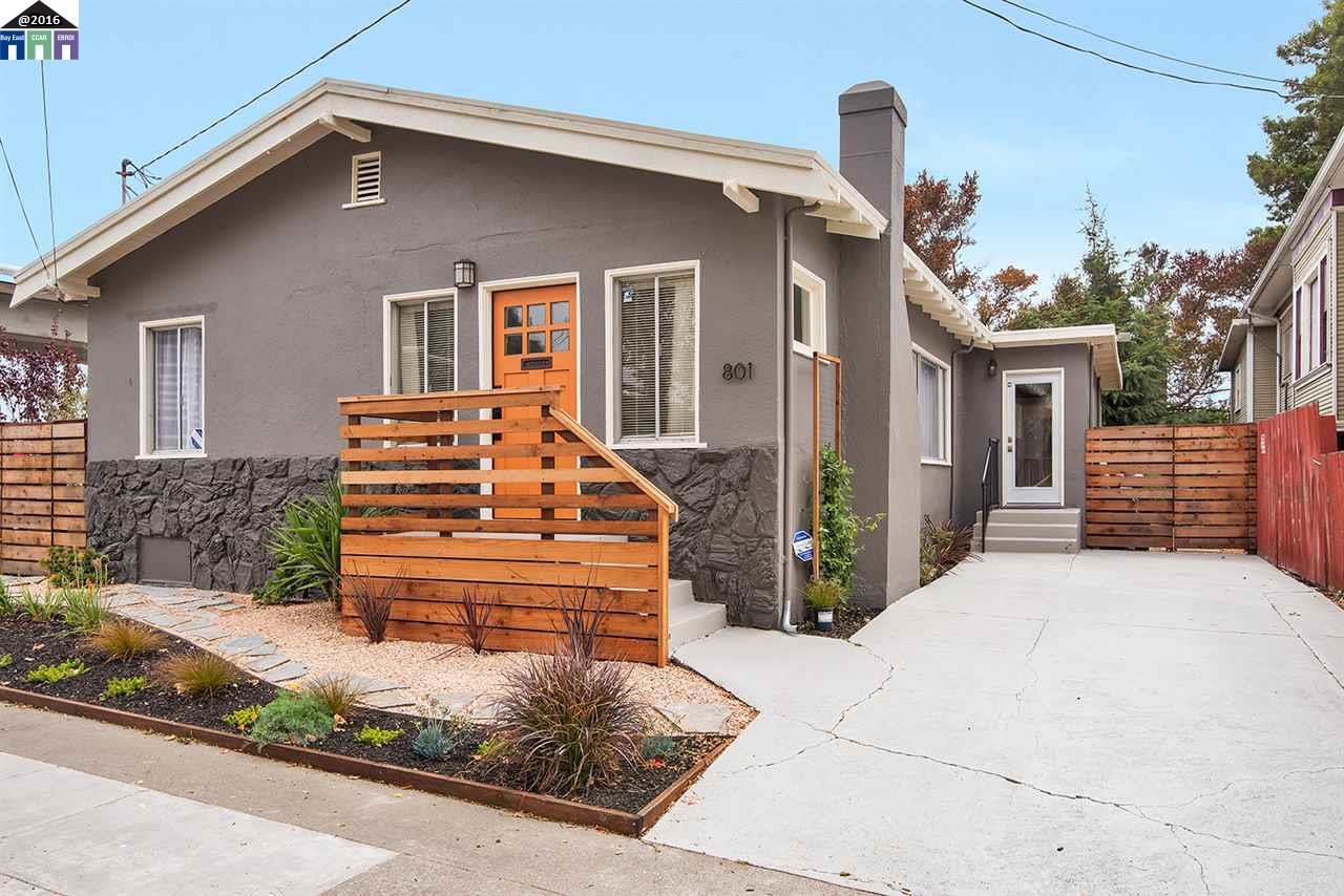 801 Aileen St, Oakland, CA 94608