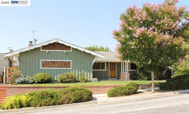 660 Chevy Chase Way, Hayward, CA 94544