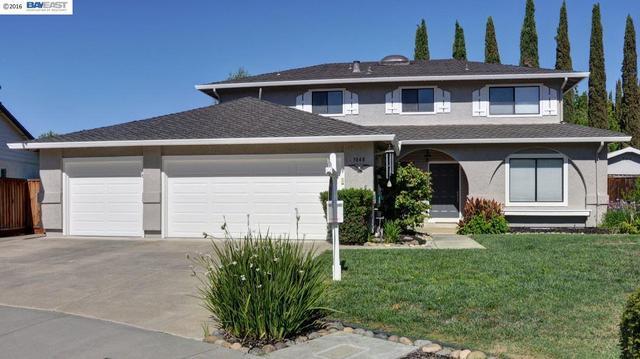 3048 Melbourne Ct, Pleasanton, CA 94588