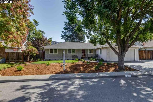 322 Rock Oak Rd, Walnut Creek, CA 94598
