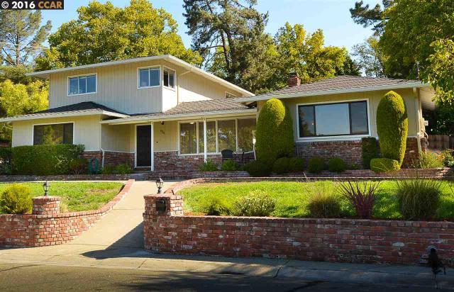 426 Castello Rd, Lafayette, CA 94549