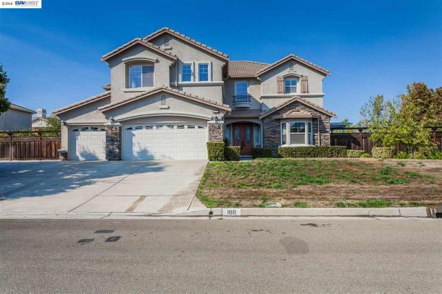 100 Sonora Ct, Oakley, CA 94561