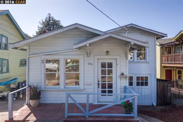 1156 Oxford St, Berkeley, CA 94707