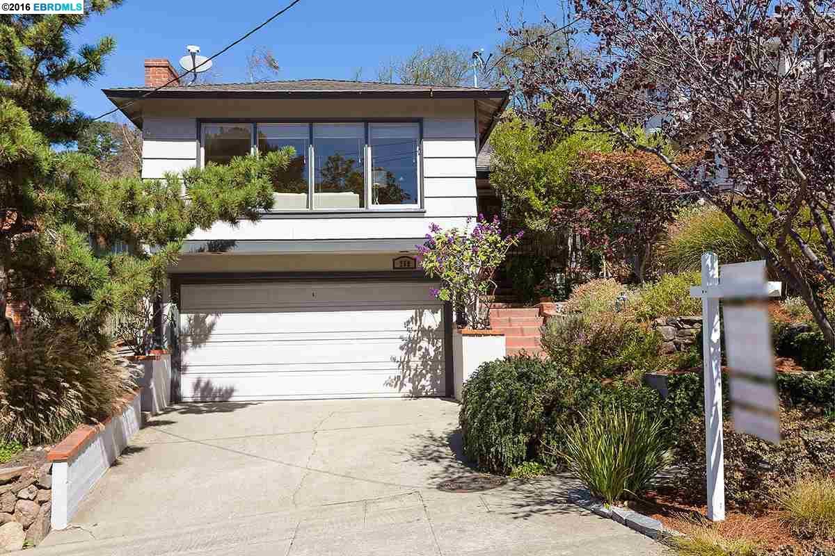 269 Kenyon Ave, Kensington, CA 94708