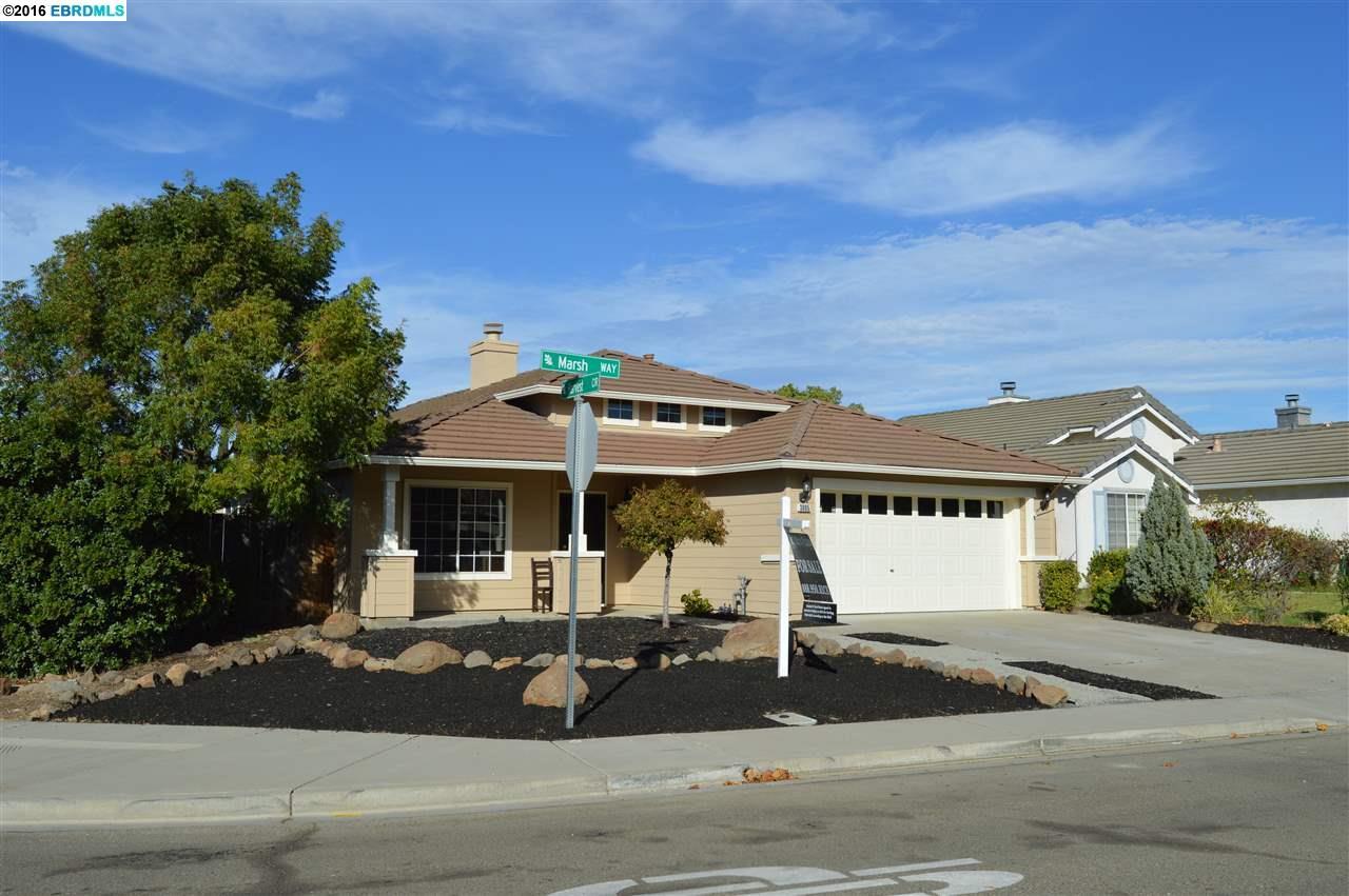 3805 Marsh Way, Oakley, CA 94561