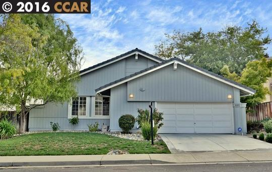 4481 Stone Canyon Ct, Concord, CA 94521