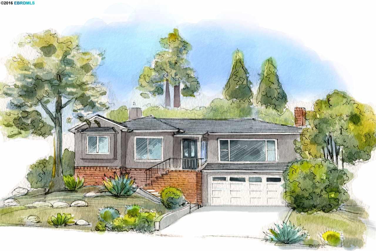 2044 Braemar Rd, Oakland, CA 94602