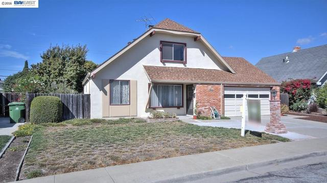 4631 Griffith Ave, Fremont, CA 94538