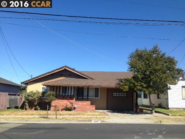 3421 Roosevelt Ave, Richmond, CA 94805