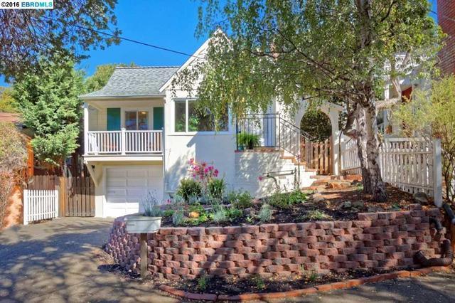 291 Lexington Rd, Kensington, CA 94707