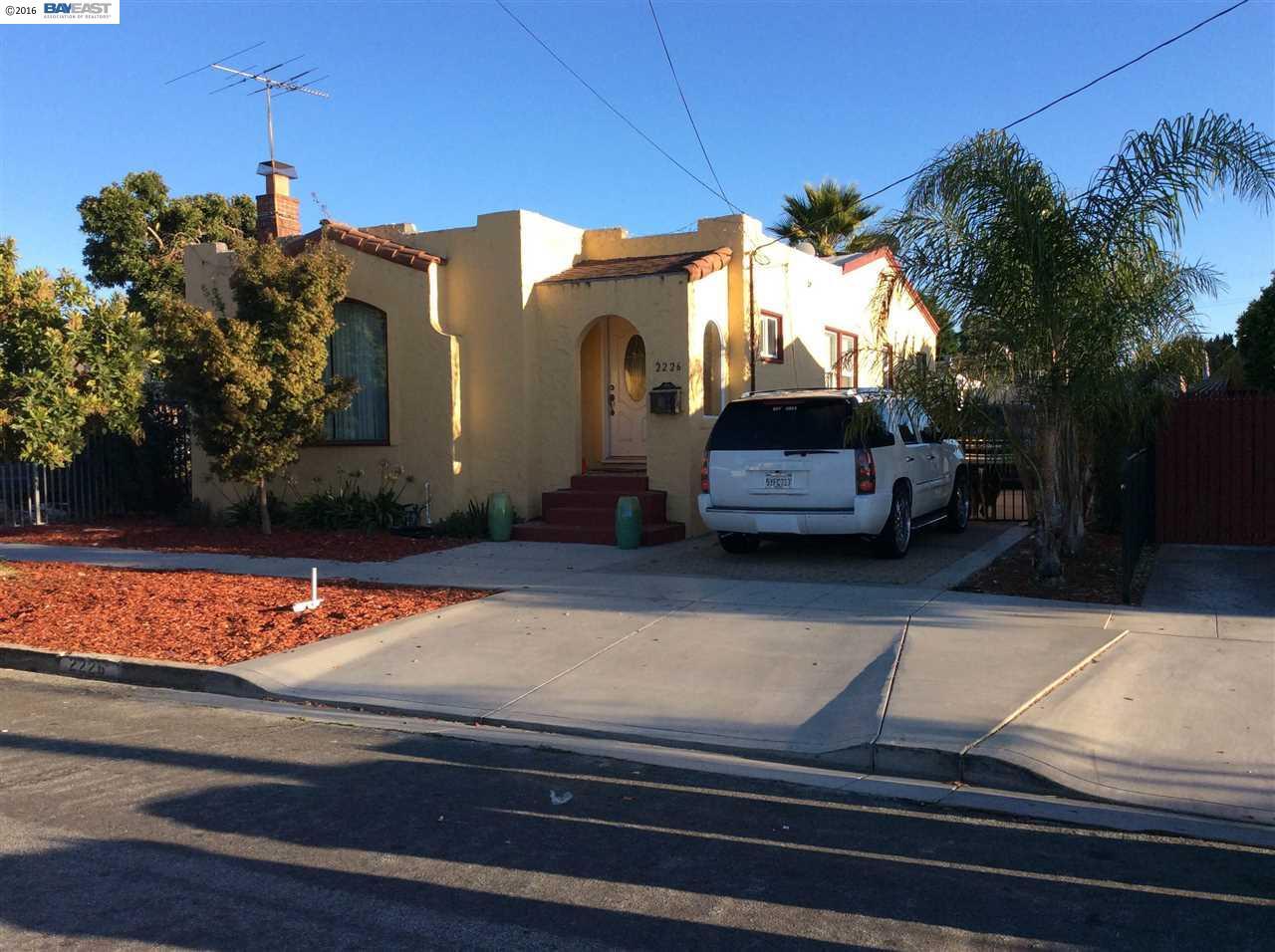 2226 Wilcox Avenue, San Pablo, CA 94806
