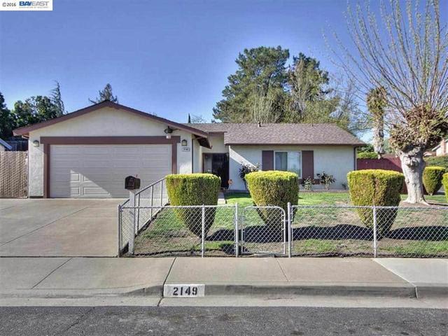 2149 Freeman Ct, Antioch, CA 94509