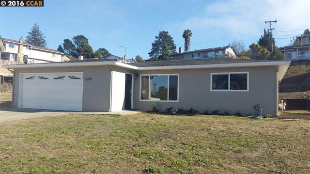 6254 Bayview Ave, San Pablo, CA 94806