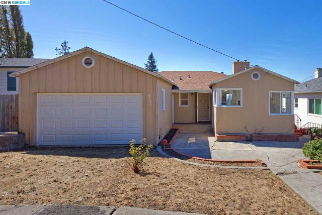 Loans near  Fairbairn Ave, Oakland CA