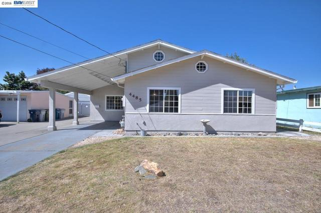 4485 Cahill St, Fremont, CA 94538