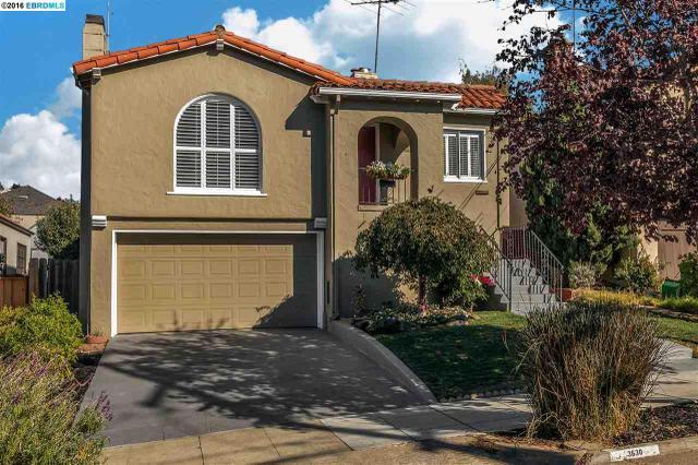 3630 Monterey Blvd, Oakland, CA 94619