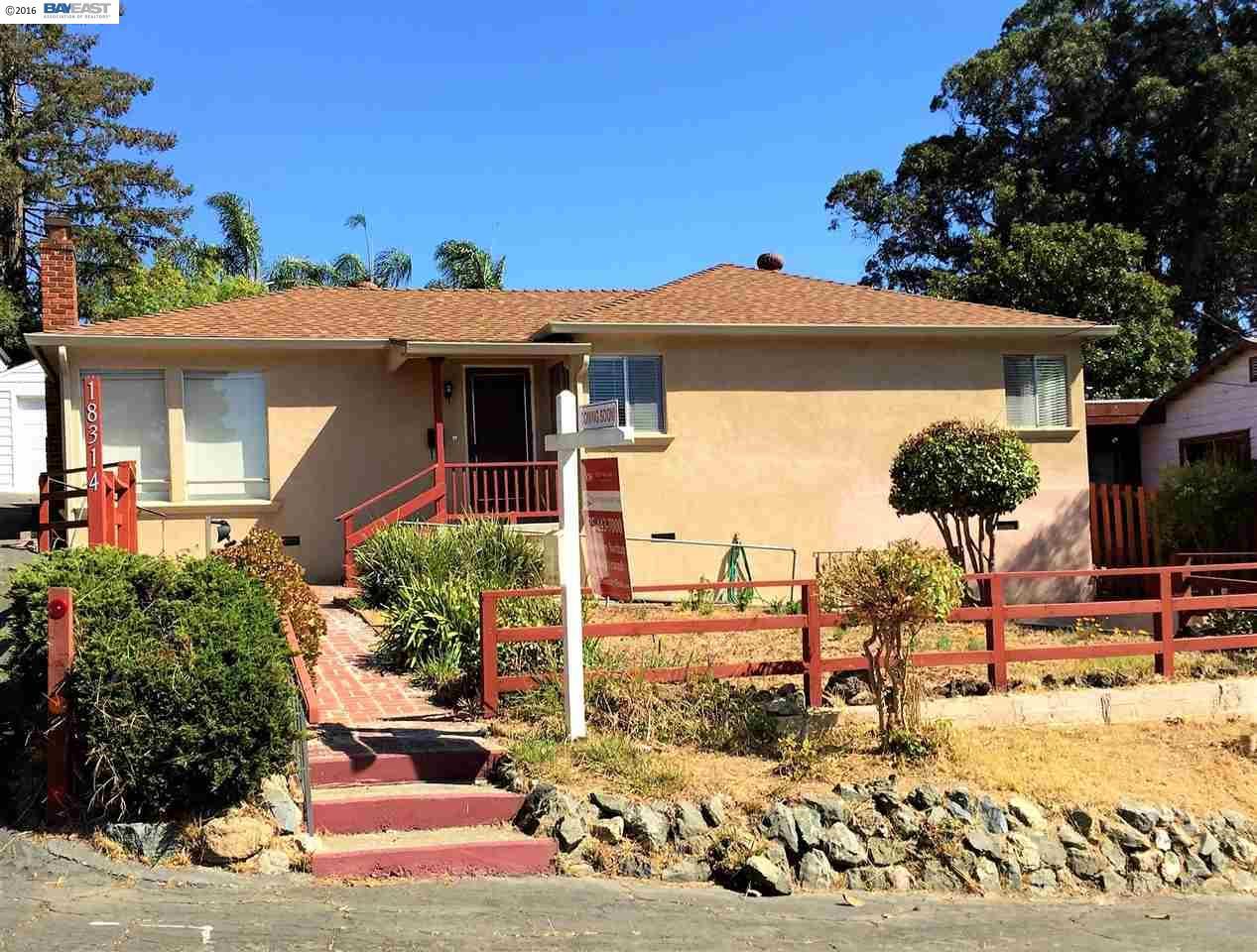 18314 Pepper St, Castro Valley, CA 94546