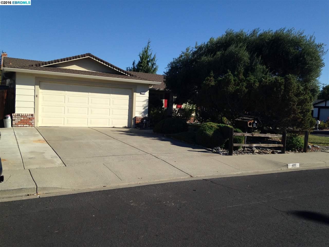 415 Brookside Dr, Antioch, CA 94509