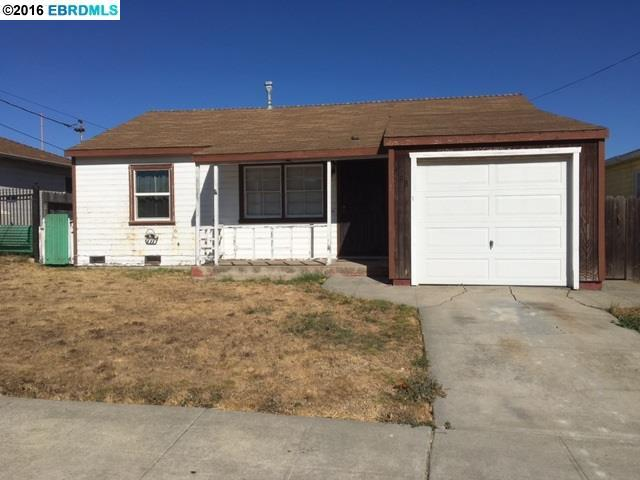 868 Humboldt St, Richmond, CA 94805