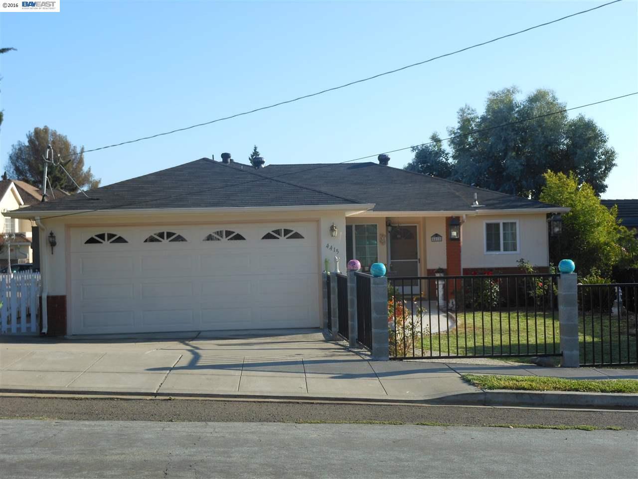4415 James Ave, Castro Valley, CA 94546