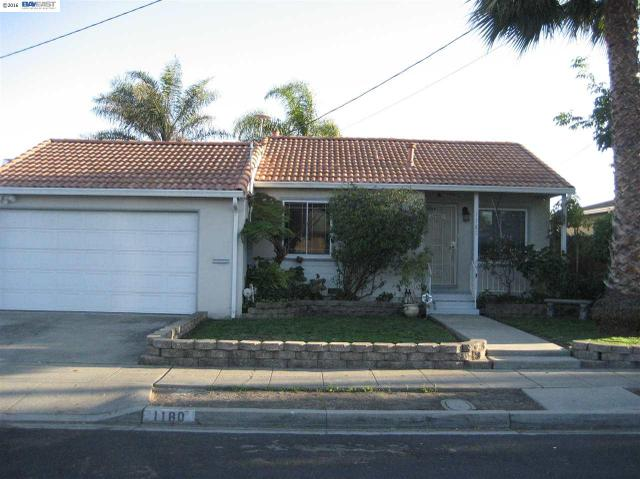 1180 Westwood St, Hayward, CA 94544