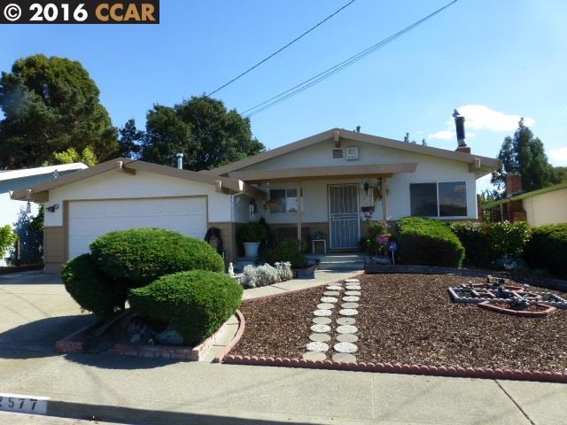 2577 Alice Way, Pinole, CA 94564