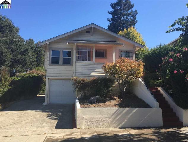4458 Fleming Ave, Oakland, CA 94619