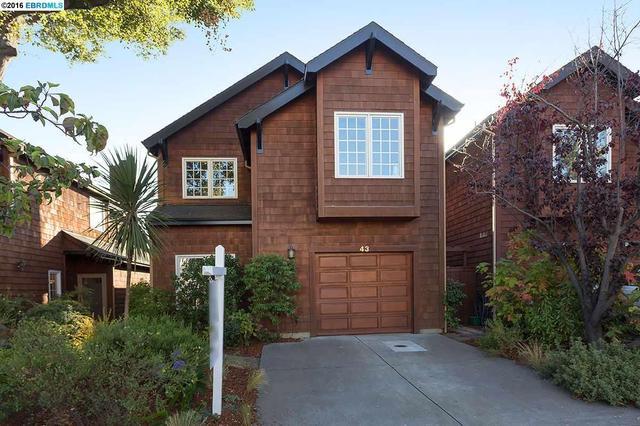 Loans near  Montell St, Oakland CA